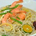 Singapore Fried Prawn Mee
